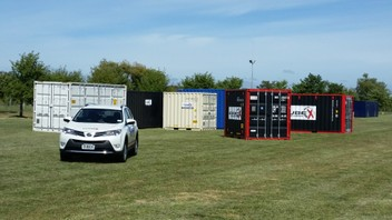 Shipping Containers Sales & Hire 0800 282 391