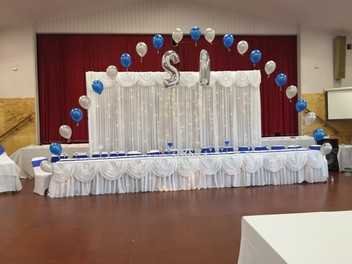 JC events Wedding & party hire chair covers $1.50