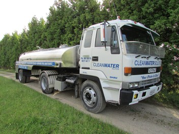 WATER Delivery, Water Tank CLEANING & Gen CARTAGE