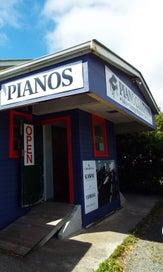 PIANO SALES, TUNING & REPAIRS