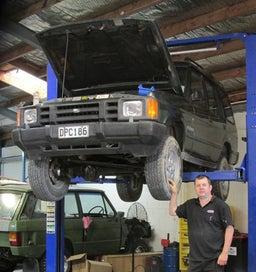 AUTOWORX EUROPEAN VEHICLE SERVICING