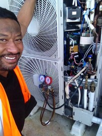 Ducted Heat Pumps Registered Electrician