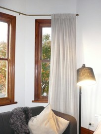 Roman Blinds and Curtains - Made to Measure