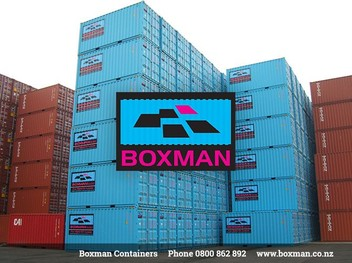Shipping Containers - for Sale and Hire