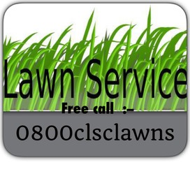 Lawn moving and garden services