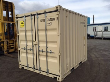 Shipping Container Hire and Sales 0800 400 400