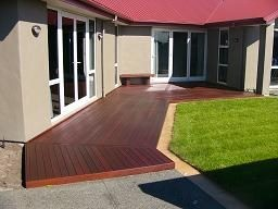KENNEALLY TIMBER FOR DECKING
