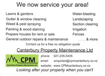 Canterbury Property Maintenance Ltd