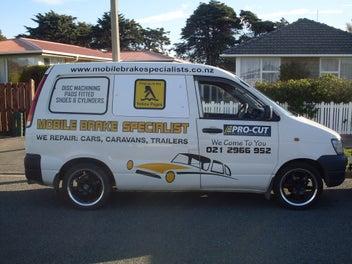 Mobile Brake Business For Sale