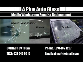 A Plus Auto Glass / Windscreen Repair & Replace