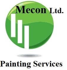Roof Painting painter Mecon Painting services.
