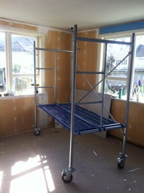 AA 1 Scaffolding Hire . 1.93m-4.2m (D.I.Y) only.