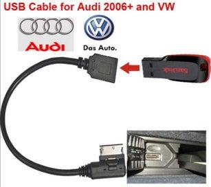 Audi AMI MDI MMI To USB Cable Trade Me - Audi ami cable