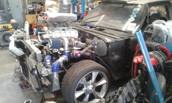 Turbo Rebuild - Repair, Supply, Modify, Bay Turbos