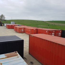 Shipping Containers Sales - Hire & Transportation