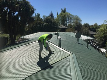 We do all Painting And Plastering Roof Painting