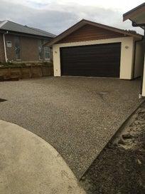 Concrete / Retaining walls / Drainage