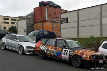 BMW Parts & Service @ Hellbm