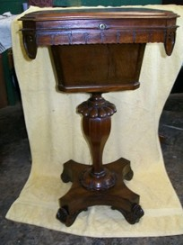 ANTIQUE RESTORATION FRENCH POLISHING