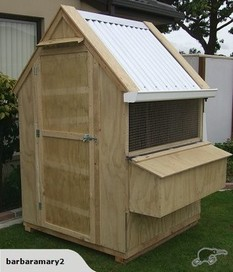 Paul's Chook House - Chicken Coop, Sheds - Inspect