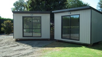 Portable Rooms / Cabins From $65 per week