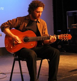 Guitar Lessons with Owen Carty