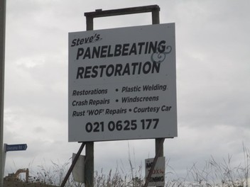 PANELBEATING/ RESTORATION/ WOF RUST REPAIRS