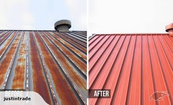 ROOF PAINT/ SAve before winter %10 ( Auckland )