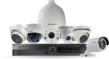 FREEVIEW AERIAL, SECURITY CAMERA, ALARM