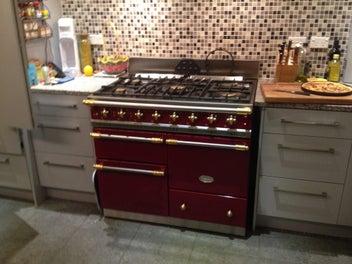 Custom-built European Range Cookers