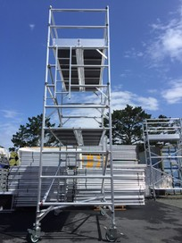 TNC STEEL TUBES / SCAFFOLD / MOBILE TOWER