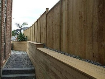 FENCED IN LIMITED timber fencing