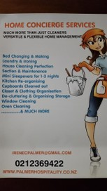 HOME CLEANING & CONCIERGE SERVICES