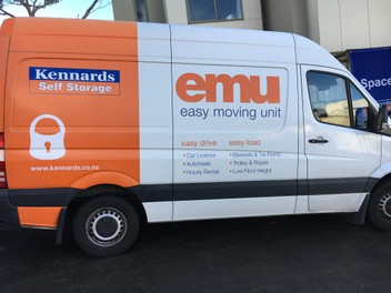 Moving Van For Hire (Self Drive)