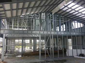 Groovy Steel Framing Trade Me Interior Design Ideas Tzicisoteloinfo