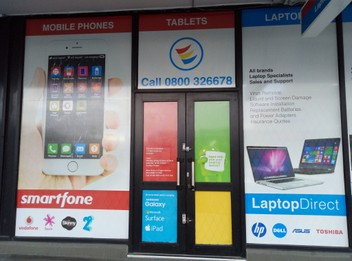 Mobile Phone, Tablet and Laptop Repairs