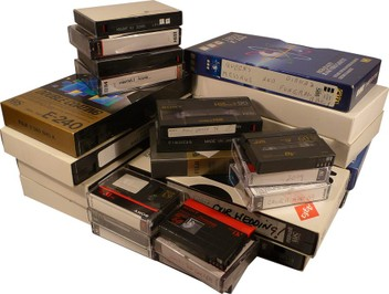 Professional Video Tape Conversion