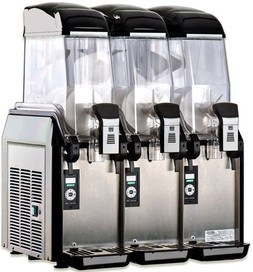 Slushy Machine and Drinks Dispenser Sales, Hire