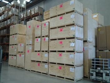 Pope Packaging - Crate Building & Packaging