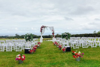 Kaikoura Wedding & Event Hire