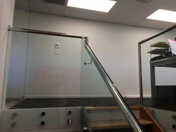 frameless glass systems installation and maintenan