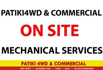 PATIKI 4WD& MECHANICAL SERVICES