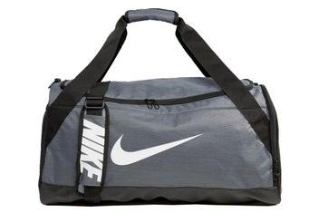 e25d4f51e942 Nike Brasilia Tr Duffel Bag M BA5334-064 White Unisex Bag
