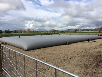 Dairy Effluent & Water Storage Bladders & Tanks