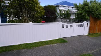 Traditional timber gates,fences and trellis.
