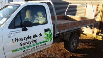 Lifestyle Block Spraying from Auckland to Te kuiti