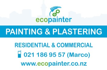 Painting & Plastering - Auckland Wide