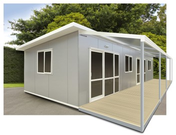 PORTABLE BUILDINGS. ACCOMMODATION UNITS