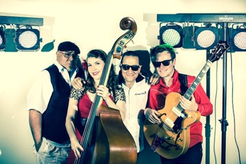 Vintage / Retro Rock n'Roll 1950's Party band