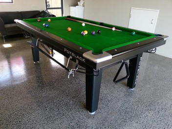 Pool - Snooker - Billiard Table Services